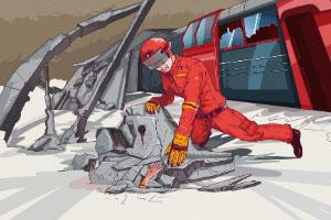 东莞工地坍塌遇难 购买意外保险给自己戴上护身符