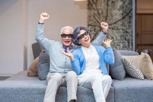 老人大病保险 带来幸福家庭生活