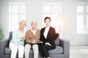 老年人人寿保险