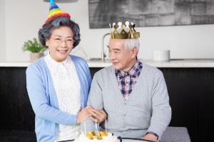 2016年养老金调整后人们的幸福生活