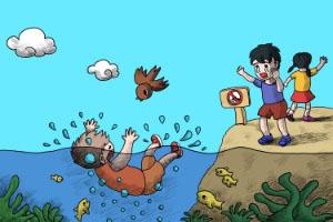 企业家意外溺水身故,意外保险获赔百万!