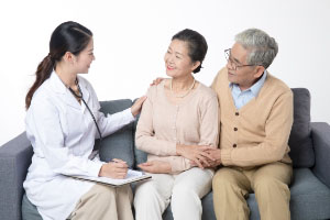 小贴士:老人家住院送什么好