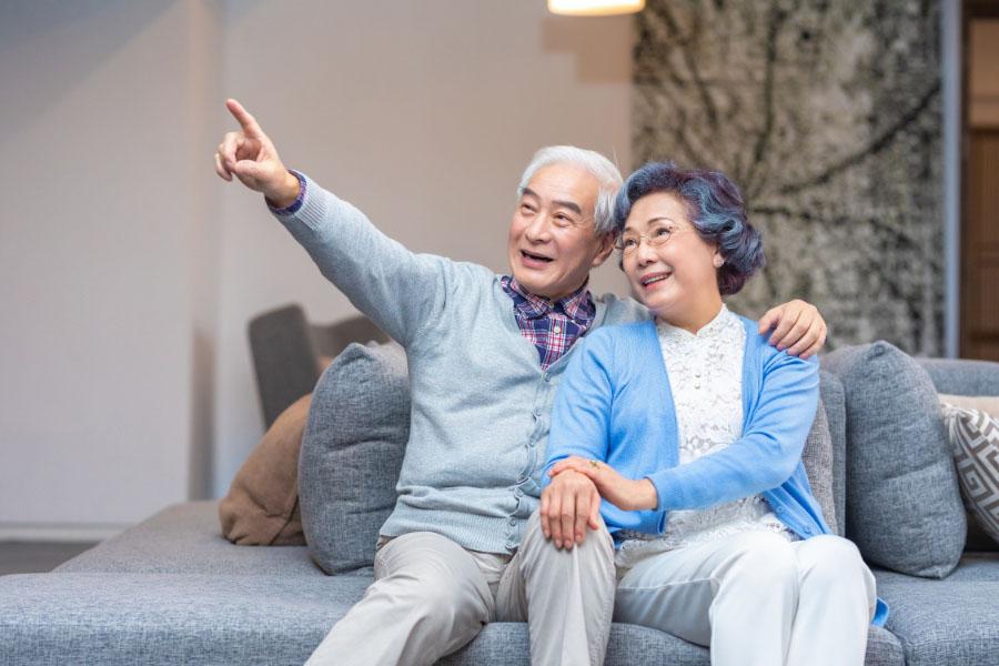 老年人可以买什么保险产品?